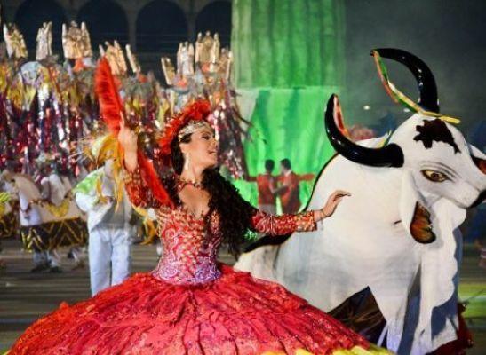 Boi Corre Campo é bicampeão do Festival Folclórico do Amazonas