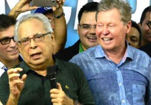 Folha diz que Amazonino e Artur vão disputar o governo