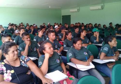 Cetam inicia cursos em parceria com Ministério da Saúde