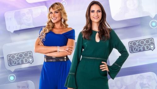 SBT anuncia Chris Flores e Lívia Andrade como apresentadoras do Fofocalizando
