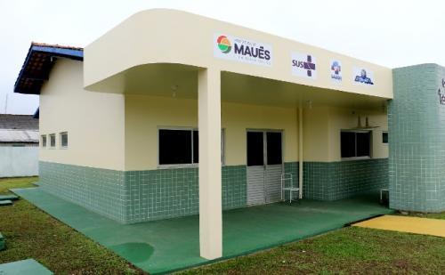 Nova UBS de Maués tem capacidade para 300 atendimentos diários