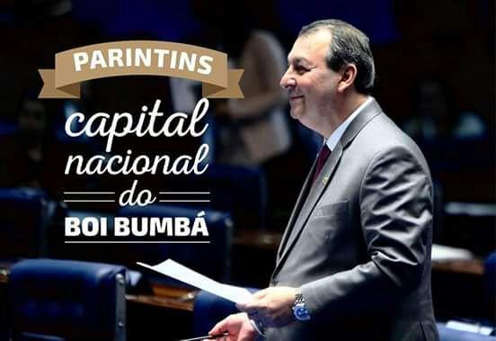 Câmara aprova projeto que torna Parintins a Capital Nacional do Boi-Bumbá