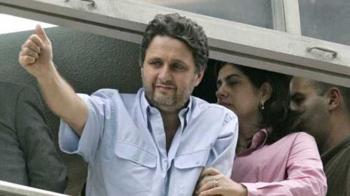 Rosinha e Anthony Garotinho são presos no Rio de Janeiro