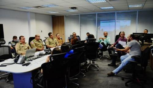 Secretaria de Segurança Pública implanta ferramenta que facilita respostas as ocorrências