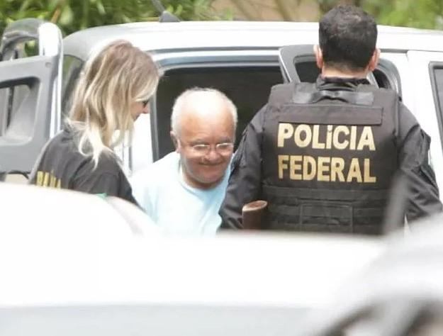 SSP investiga vazamento de foto de José Melo na cadeia