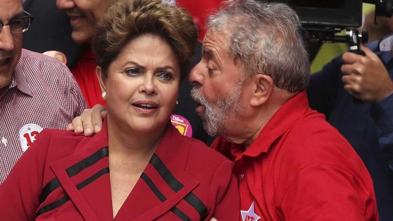 Sem Lula, Dilma aparece como nome forte do PT em pesquisa