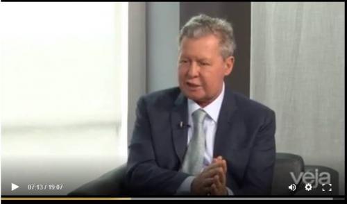 Arthur: eu sou 'o novo' e Alckmin é um 'coronel do Sudeste'