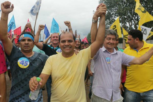 Jocione Souza derrota Mina e Peixoto e é no novo prefeito de Novo Aripuanã
