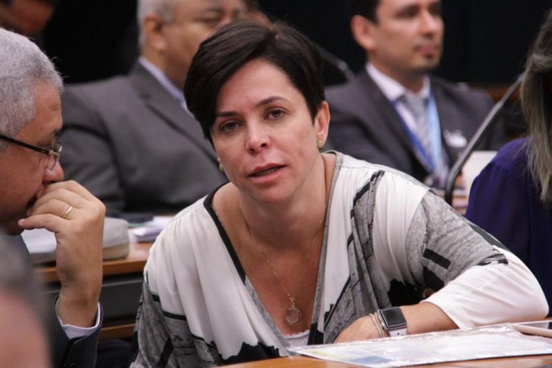 Cristiane Brasil é gravada ameaçando servidores caso não fosse eleita