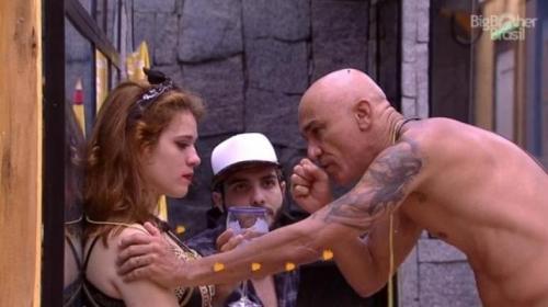 BBB18: Ayrton se irrita com Ana Clara e ameaça deixar a casa