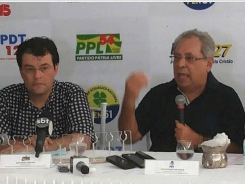MDB quer Amazonino para 'salvar' Braga