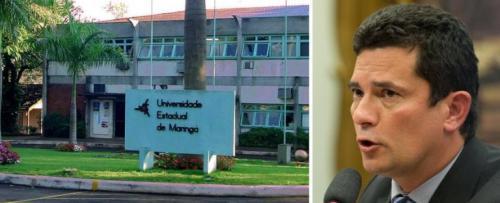 Universidade de Maringá, na terra natal de Moro, terá curso sobre o golpe