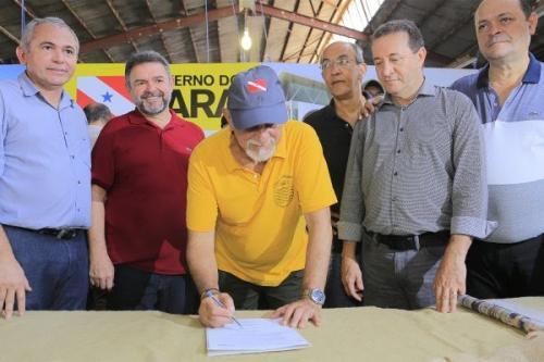 Santarém ganhará um novo Terminal Hidroviário de Cargas e Passageiros