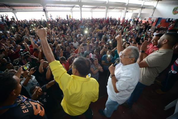Greve da PM encerra após governador assegurar reajuste salarial e promoções