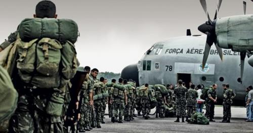 FAB lança edital de formação de oficiais aviadores, intendentes e de infantaria
