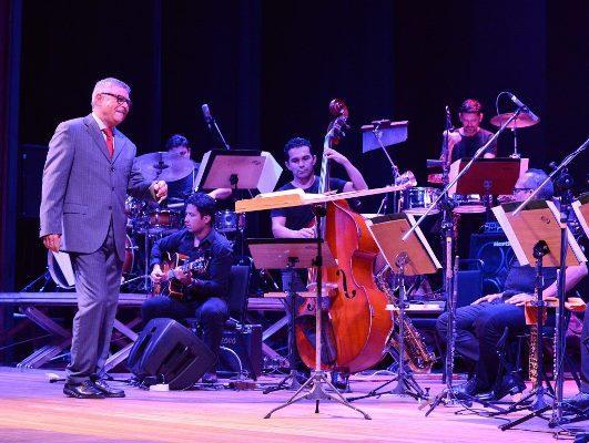 "Amazonas Jazz Band apresenta concerto ""Atlântico"" no Teatro Amazonas"