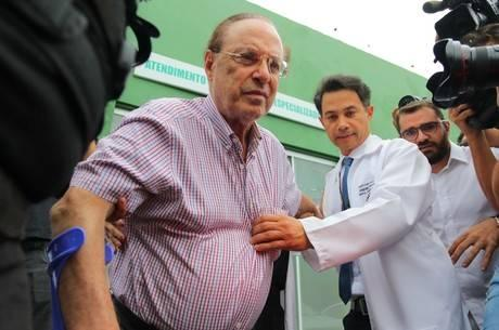 STF concede prisão domiciliar a Maluf