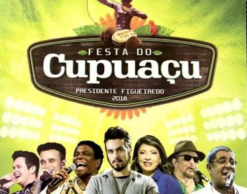 Prefeitura de Figueiredo faz festa do Cupuaçu sem divulgar gastos