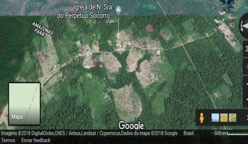 Sem fiscalização madeireiras desmatam Vila Amazônia e Mamurú, no AM