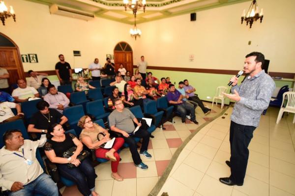 SEC/AM realiza 1º Fórum de Cirandas de Manacapuru