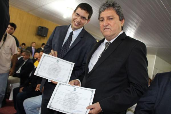 MP Eleitoral pede que TRE/AM casse mandatos de Romeiro Mendonça e do vice
