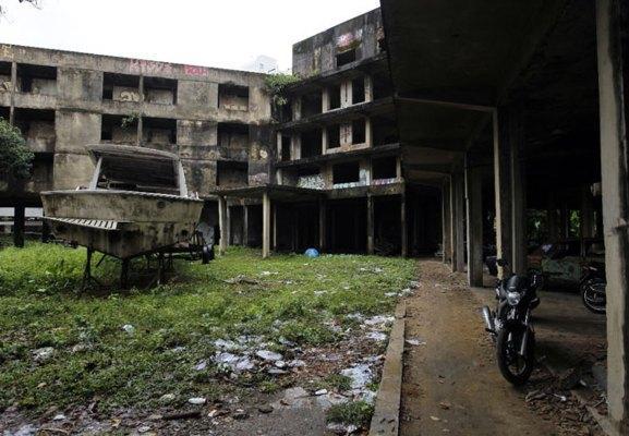 Prefeitura de Manaus e Implurb são condenados a fiscalizar prédios abandonados