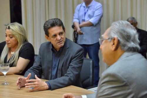 No encontro com governador, ministro anuncia Semana do Meio Ambiente no AM
