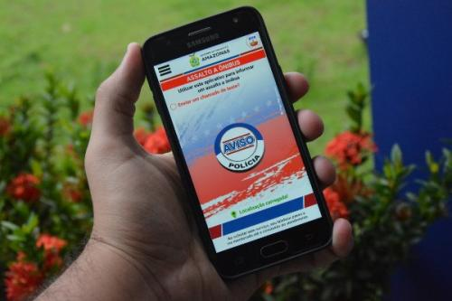 Aplicativo da SSP-AM ajuda a reduzir tempo de atendimento às ocorrências de assaltos em ônibus