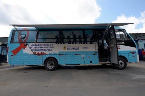 Testes rápidos de DSTs são oferecidos em unidades de saúde de Manaus