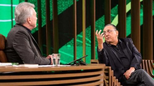 Galvão Bueno revela como surgiu famoso bordão: 'Foi por pura burrice'