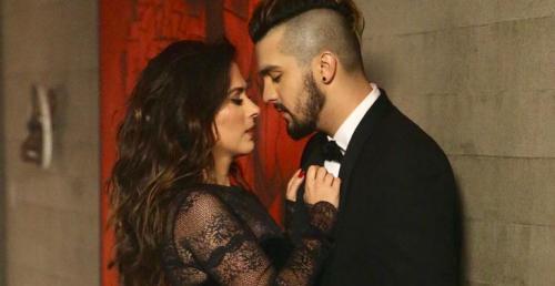 Tatá Werneck faz par romântico com Luan Santana em novo clipe do cantor