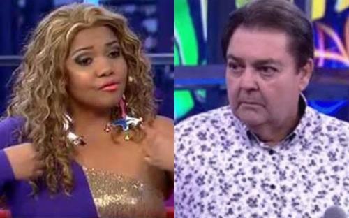 Gaby Amarantos quebra o silêncio e se manifesta sobre piada gordofóbica de Faustão