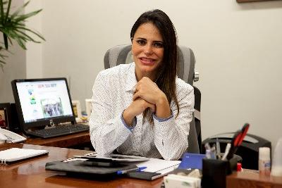 Nejmi Aziz confirma pré-candidatura a deputada estadual