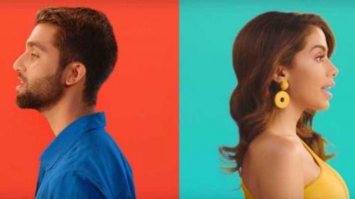 Silva e Anitta lançam clipe romântico para 'Fica Tudo Bem'