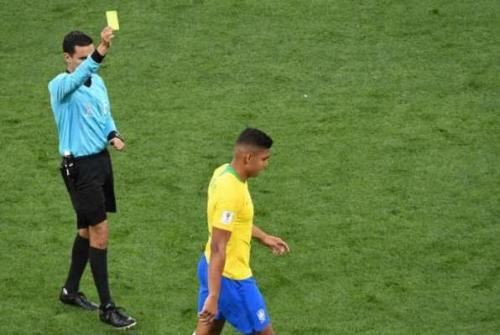CBF pede gravações das conversas do jogo entre Brasil e Suíça