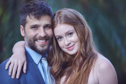 Em 'O Sétimo Guardião', Marina Ruy se apaixonará por Bruno Gagliasso