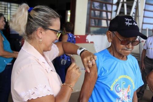 Ministério da Saúde prorroga campanha de vacinação contra a gripe no Pará