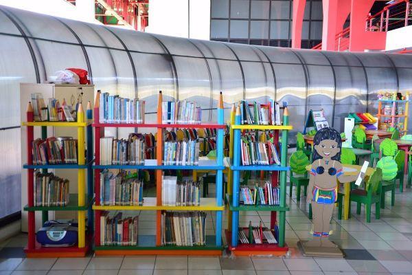 Biblioteca Infantil Emídio Vaz D'Oliveira inicia as atividades no Centro Cultural dos Povos da Amazônia