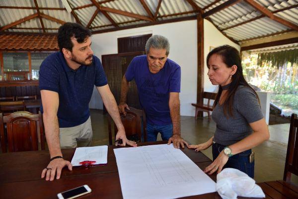 Luiz Cabral será primeiro teatro no interior do Amazonas