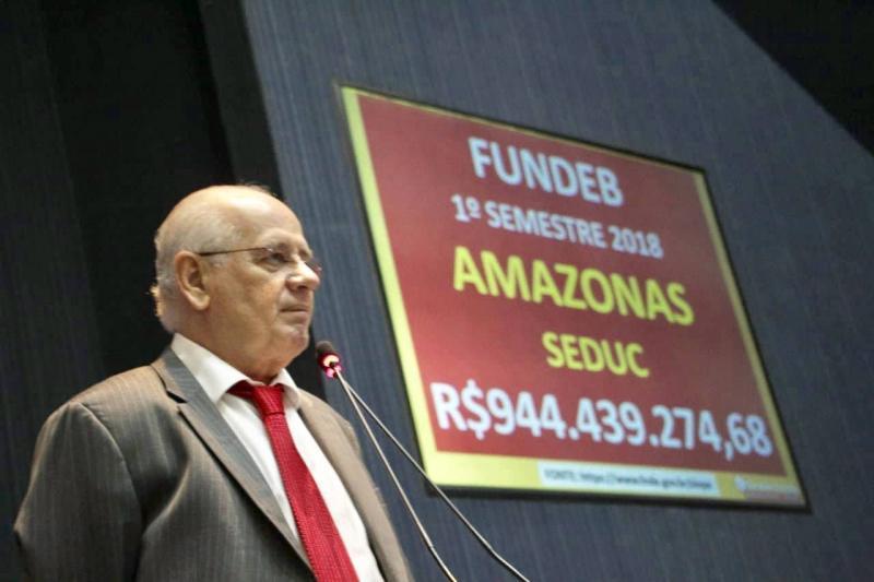 Governo do Amazonas não presta contas de mais de R$ 1 bilhão do Fundeb