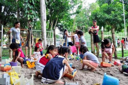 Programação especial no Parque da Criança para o Dia dos Pais