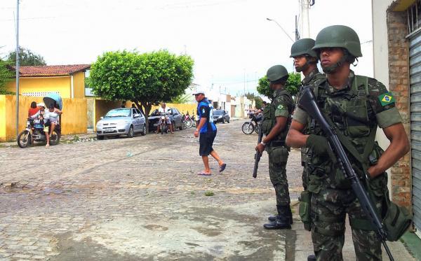 Manaus e mais 12 municípios terão Tropas Federais nas eleições 2018