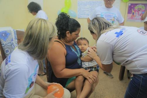 Mais de 20 mil crianças são imunizadas contra sarampo e poliomielite em Santarém