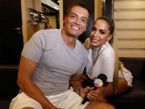 Leo Dias briga com Anitta por biografia: 'Pode levar na Justiça'