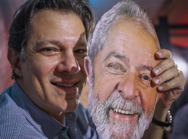 Haddad se reúne com Lula; anúncio da troca está previsto para 14h30