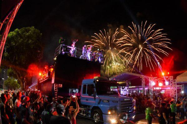 Manaus celebra 349 anos com momento histórico e boi-bumbá