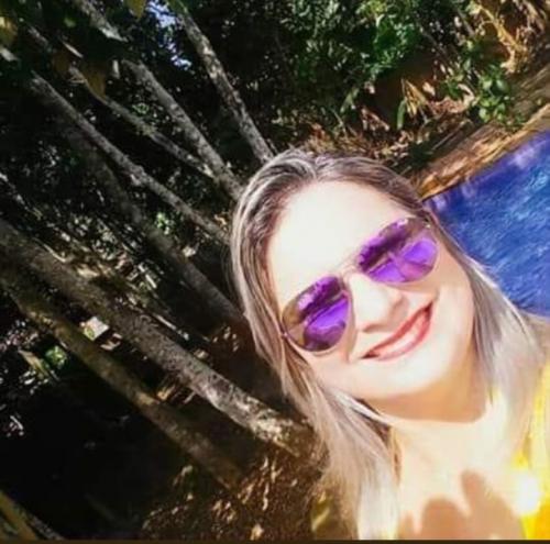 MINHA SELF   Rosa Maria de férias em Jurerê, em Florianópolis