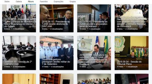 TJ disponibiliza mais de 35 mil imagens da história do Poder Judiciário amazonense