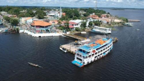 Nhamundá assina TAC para ordenar uso e construção de edificações