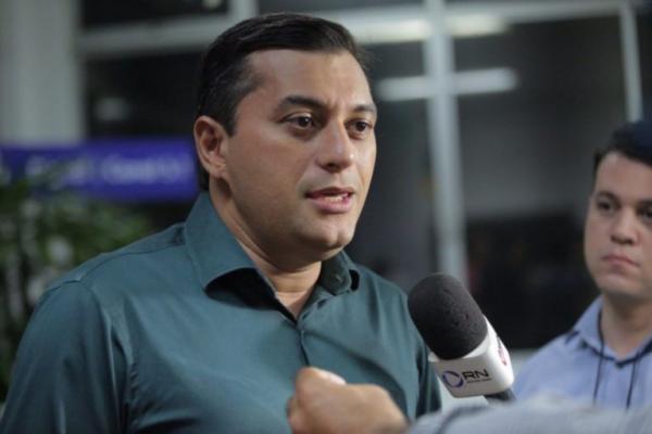 Após internação por pressão alta, Wilson Lima deixa hospital